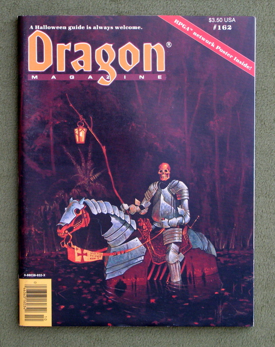 Image for Dragon Magazine, Issue 162