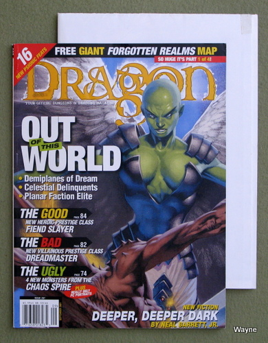 Image for Dragon Magazine, Issue 287
