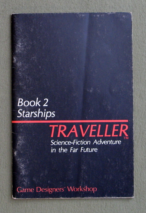 Image for Traveller: Book 2 - Starships - PLAY COPY
