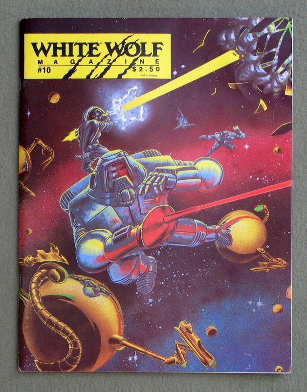 Image for White Wolf Magazine, Issue 10