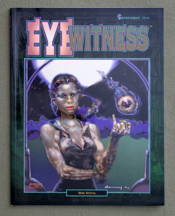 Image for Eyewitness (Shadowrun)