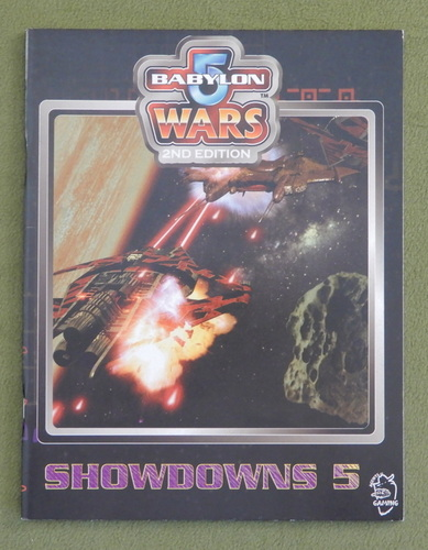 Image for Showdowns 5 (Babylon 5 Wars, 2nd Edition)