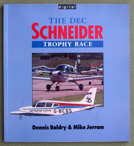 Image for DEC Schneider Trophy Race (Osprey Colour Series)