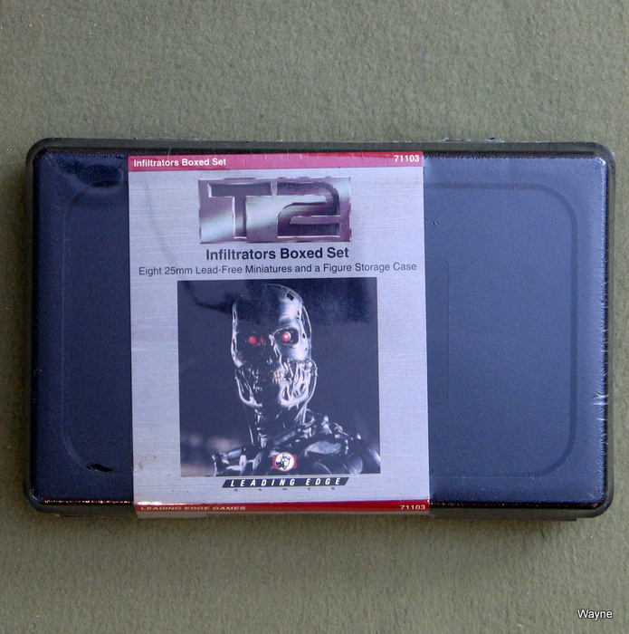 Image for T2 Infiltrators Boxed Set (Terminator 2)