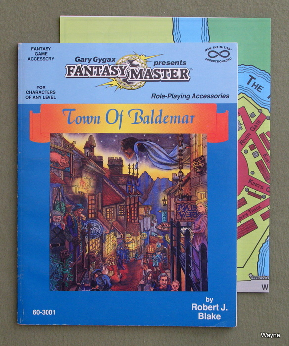 Image for Town of Baldemar (Fantasy Master)