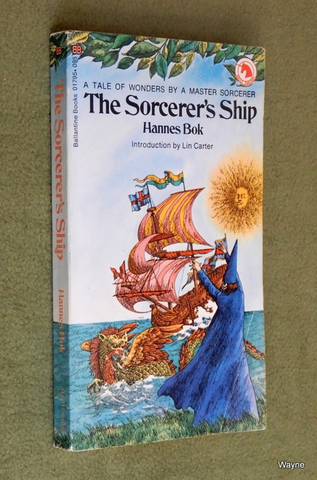 Image for The Sorcerer's Ship (Ballantine Adult Fantasy)