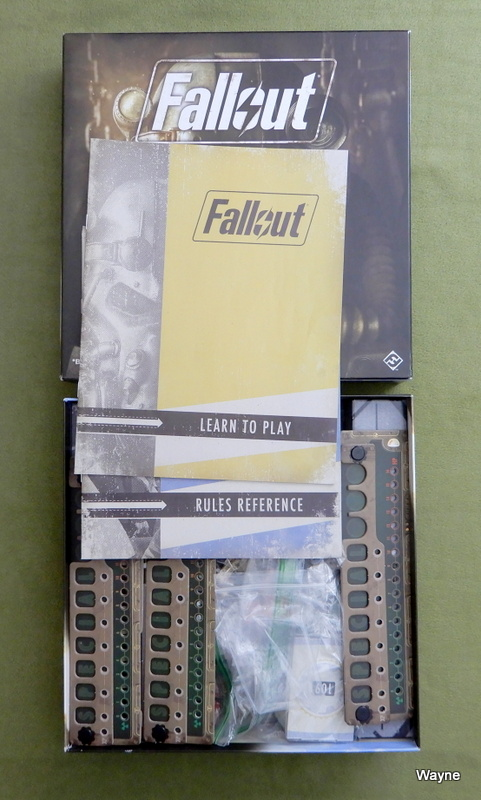 Image for Fallout: A Post-Nuclear Board Game