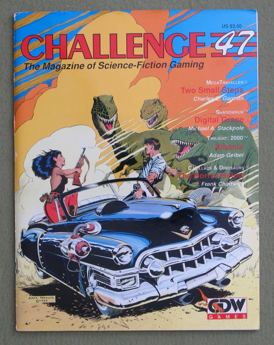 Image for Challenge Magazine, Issue 47