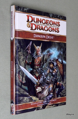 Image for Dungeon Delve: A 4th Edition D&D Supplement