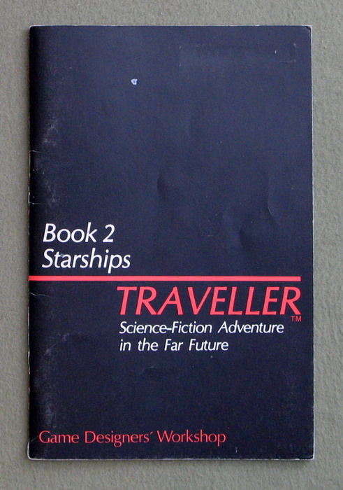 Image for Traveller: Book 2 - Starships
