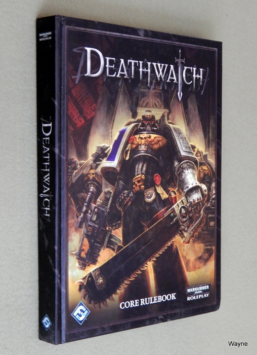 Image for Deathwatch: Core Rulebook (Warhammer 40,000 Roleplay)