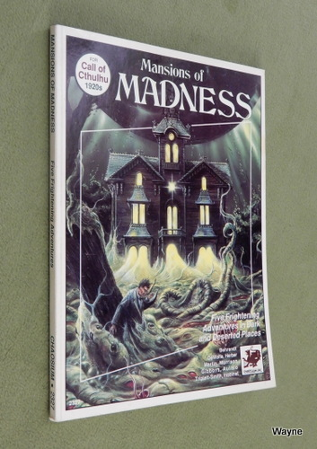Image for Mansions of Madness (Call of Cthulhu)