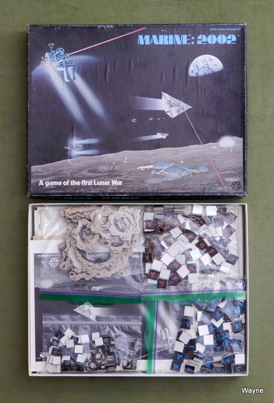 Image for Marine: 2002 (A game of the first Lunar War)