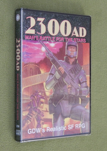 Image for 2300AD: The Canon on CD-ROM