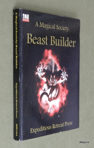 Image for A Magical Society: Beast Builder (D20 System)