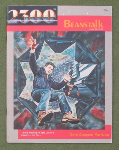 Image for Beanstalk (2300AD role playing game)