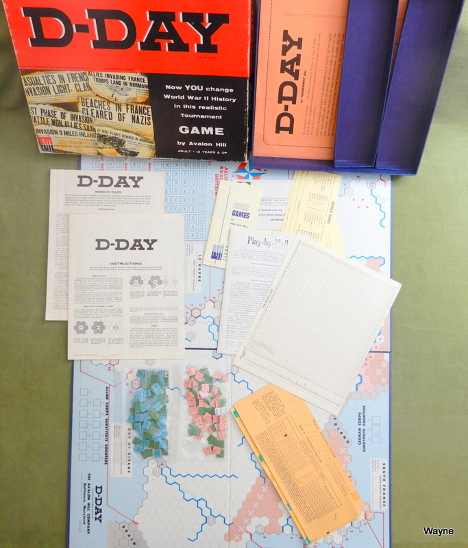 Image for D-Day: Board Game