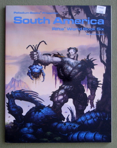 Image for Rifts World Book 6: South America