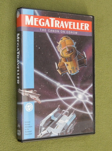 Image for Megatraveller: The Canon on CD-ROM