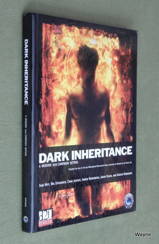 Image for Dark Inheritance: A Modern D20 Campaign Setting