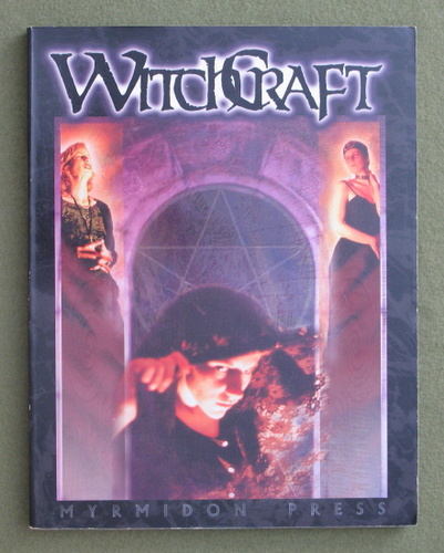 Image for Witchcraft Role Playing Game (1st Edition)