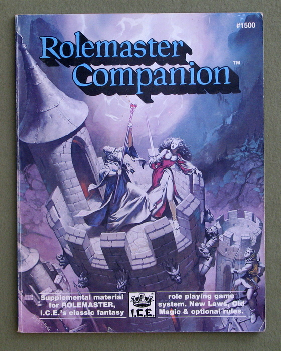 Image for Rolemaster Companion
