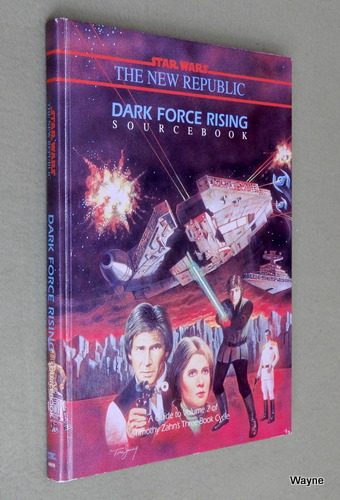 Image for Dark Force Rising (Star Wars: The New Republic)