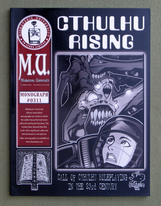 Image for Cthulhu Rising (Call of Cthulhu Monograph)