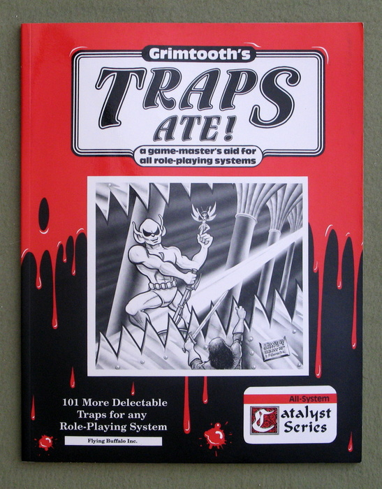 Image for Grimtooth's Traps Ate!