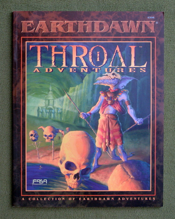 Image for Throal Adventures (Earthdawn RPG)