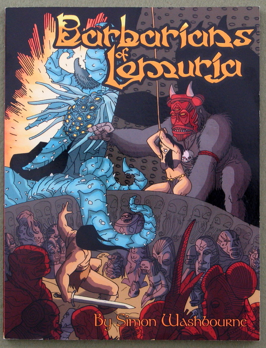 Image for Barbarians of Lemuria (Legendary Edition)