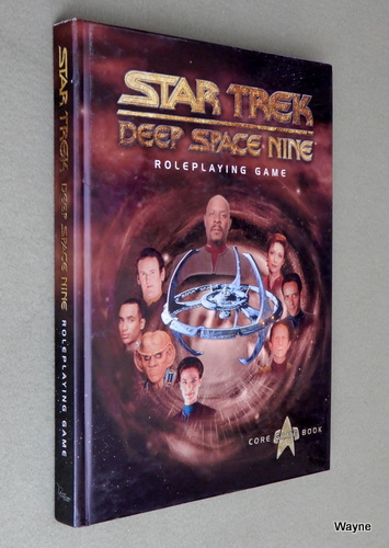 Image for Star Trek Deep Space Nine: Roleplaying Game