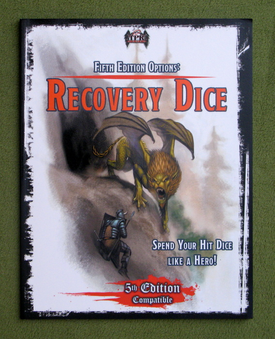 Image for Fifth Edition Options: Recovery Dice (Dungeons & Dragons, 5th Edition)
