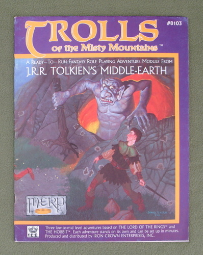 Image for Trolls of the Misty Mountains (MERP) - PLAY COPY