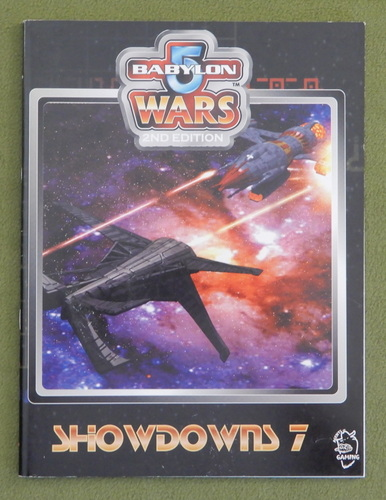 Image for Showdowns 7 (Babylon 5 Wars, 2nd edition)