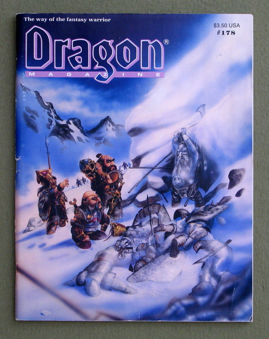 Image for Dragon Magazine, Issue 178
