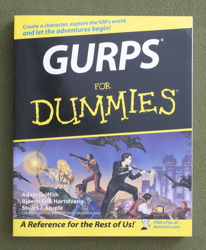 Image for GURPS for Dummies