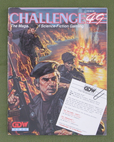 Image for Challenge Magazine, Issue 49