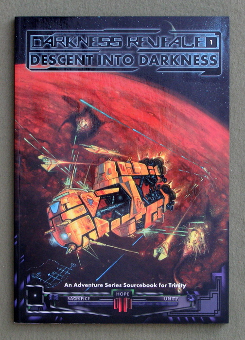 Image for Descent into Darkness (Trinity: Darkness Revealed)