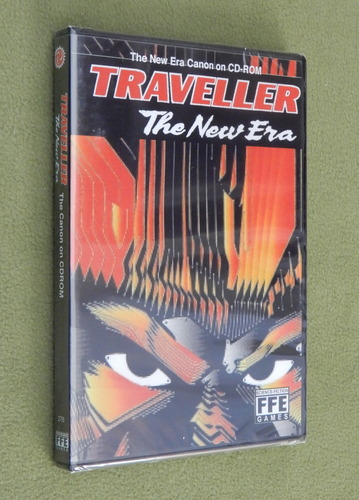 Image for Traveller - The New Era: The Canon on CD-ROM