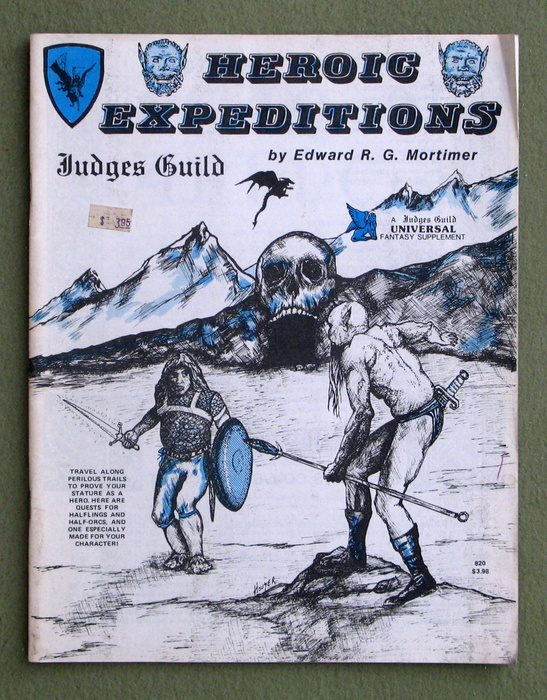 Image for Heroic Expeditions (Dungeons & Dragons)