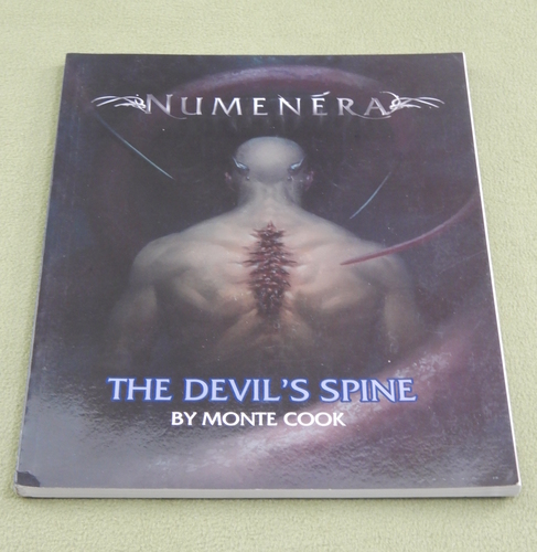 Image for The Devils Spine (Numenera)