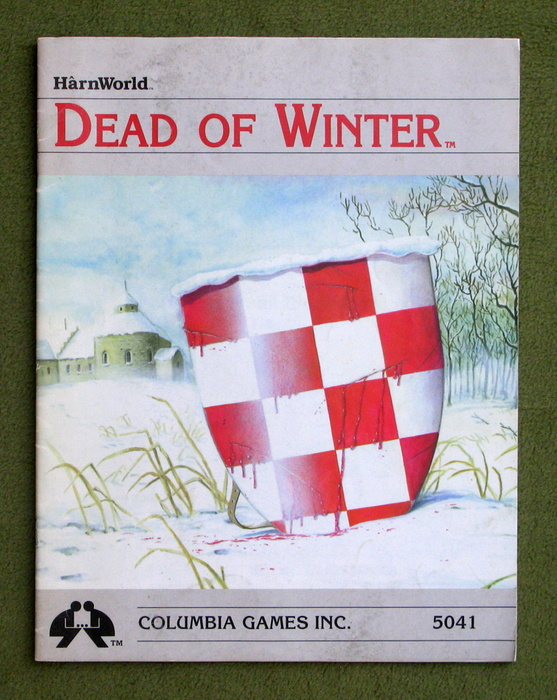 Image for Dead of Winter (Harn/HarnWorld) - PLAY COPY