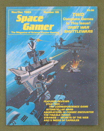 Image for Space Gamer Magazine, Issue 66