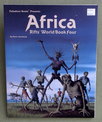 Image for Rifts World Book 4: Africa