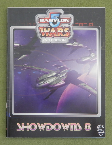Image for Showdowns 8 (Babylon 5 Wars, 2nd edition)