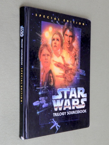 Image for Star Wars Trilogy Sourcebook: Special Edition - PLAY COPY