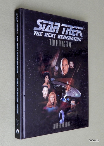 Image for Star Trek: The Next Generation Role Playing Game - Core Game Book