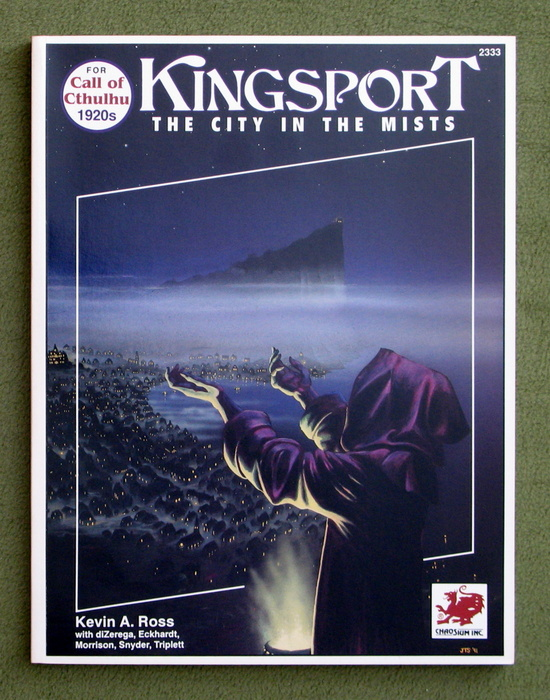 Image for Kingsport: The City in the Mists (Call of Cthulhu)