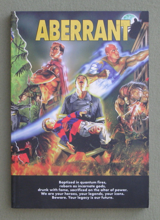 Image for Aberrant: Roleplaying Game